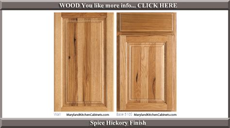 hickory cabinet doors 510 hickory cabinet door styles and finishes