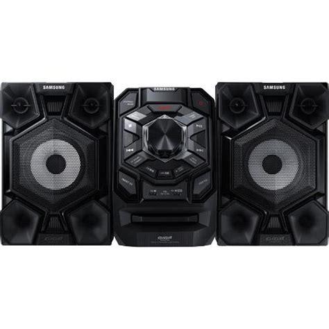 samsung mxj630 za giga shelf top audio system with built