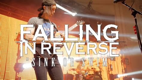 Sink Or Swim Ta by Falling In Quot Sink Or Swim Quot Live Hd