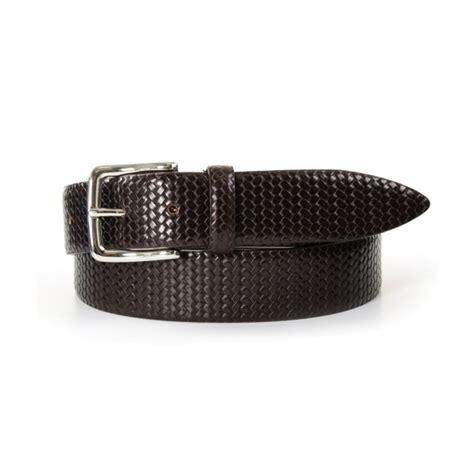 mens italian leather belts tresanti belts the shirt store
