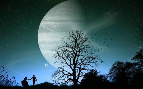 imagenes romanticas de la noche imagenes de paisajes romanticos en la noche imagui