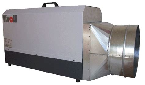 kroll   phase industrial electric heater  optional thermostat kw btu  hz