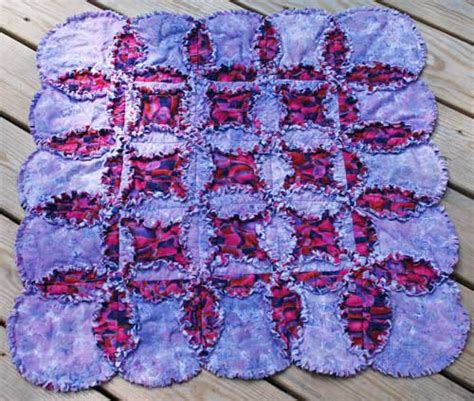 free pattern rag quilt quilting kitty rag quilts not used for cleaning