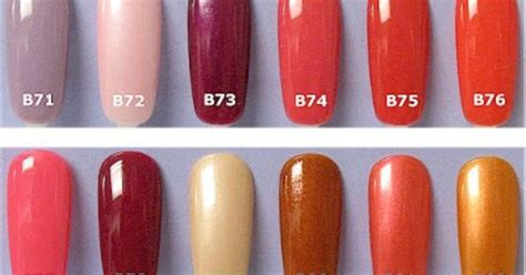 Nails B71 timtam opi south collection 2009 b71