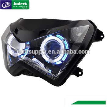 Projector Z250 by Motorcycle Hid Projector Headlight For Kawasaki Z250 Z800
