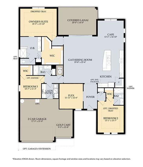 Del Webb Floor Plans by The Plantation Mnm Companies