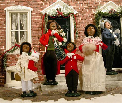 Superior Avon Christmas Village #4: Decoration-ideas-interesting-image-of-accessories-for-christmas-decoraiton-using-decorative-figurines-choir-christmas-carolers-decoration-interactive-images-of-christmas-carolers-decorations-for-your.jpg