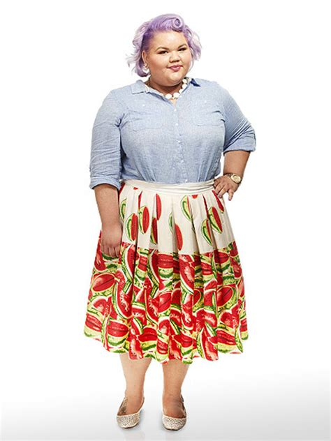 Play Our Project Runway Faceoff by Project Runway Winner Plus Size Can Be