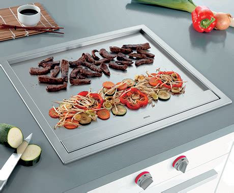 Outdoor Cooktop Grill Teppanyaki Grill Plate Latest Trends In Home Appliances