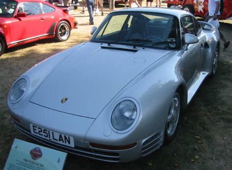 Porsche 911 Modellhistorie by Porsche Rs