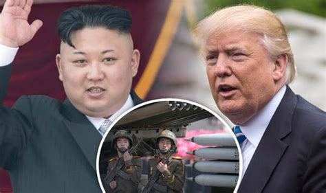 donald trump vs kim jong un north korea v usa live updates and news as kim jong un