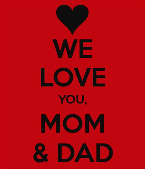 images of love you dad mom dad love status images
