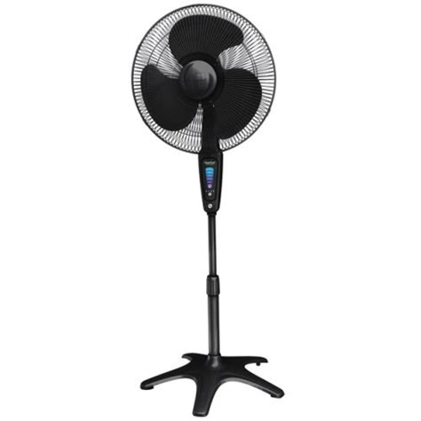 quiet floor fans review the honeywell hs 1655 quietset 16 quot stand fan black