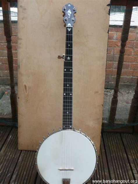 String For Sale - vintage fairbanks whyte laydie 5 string banjo for