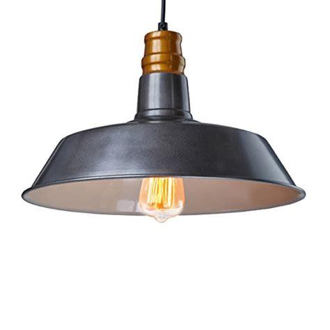 Claxy Ecopower Industrial Barn Mini Metal Pendant Light 1 Barn Lighting Pendant