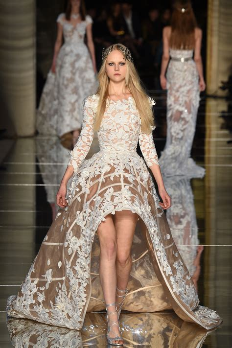 Magazine List Couture In The City Fashion Couture In The City 2 by Zuhair Murad S Regal Dazzling Collection For Haute Couture
