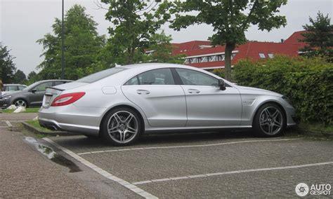 Mercedes For 75gr Deostic mercedes cls 63 amg c218 8 juli 2016 autogespot