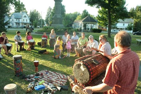 drum circle tutorial weekly drum circle springville center for the arts