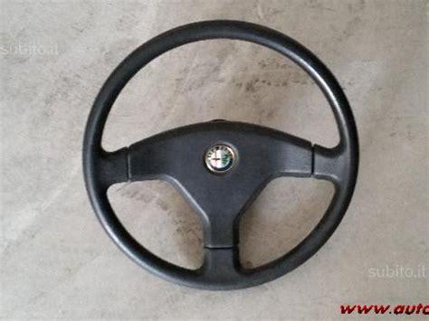 volante sportivo usato vendo volante sportivo