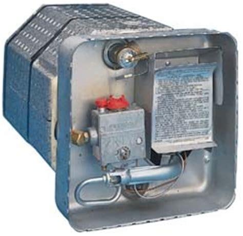 Chauffe Eau Gaz 864 by Suburban 6 Gallon Water Heater Gas Electric Pilot