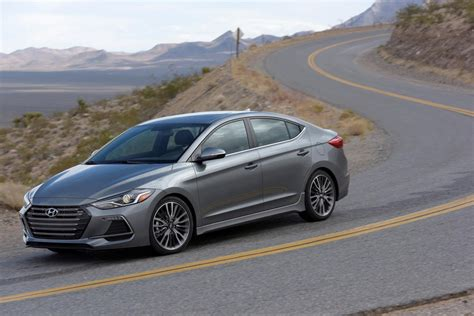 2016 Hyundai Elantra Horsepower by 2017 Hyundai Elantra Sport Pricing And Specs