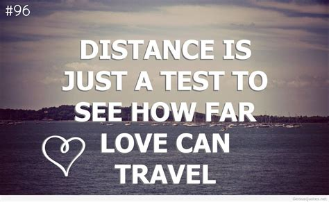 distance quotes best 50 distance quotes for true