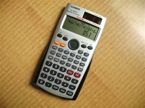 Casio Kalkulator Calculator Casio Fx Fx 50f Ii Fx 50f Ii fx 50fh fx plus 計算機可以放幾錢到 易手格價 電腦領域 hkepc