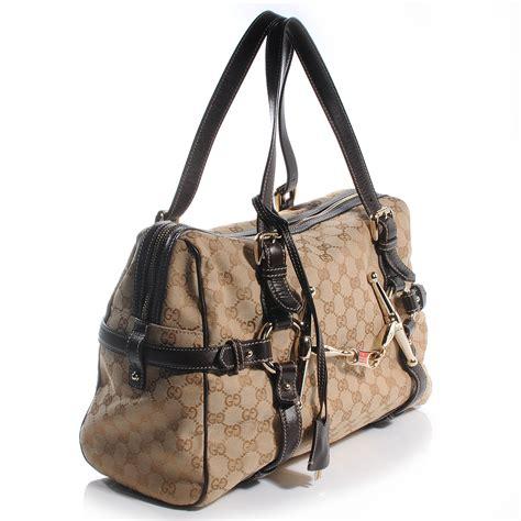 Guccis 85th Anniversary Handbags by Gucci Monogram 85th Anniversary Boston Tote 53747