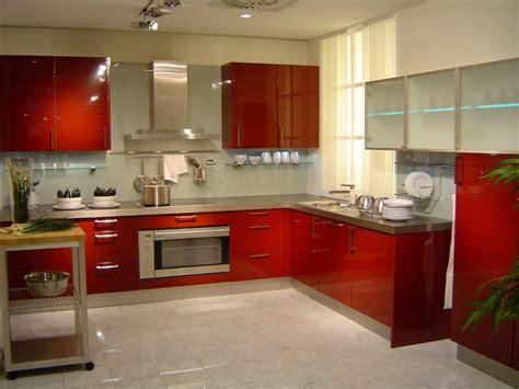kitchen cupboard design ideas id 233 e couleur cuisine la cuisine rouge et grise