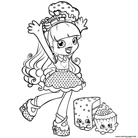 imagenes para colorear on line gratis print shopkins shoppies coloring pages kids crafts