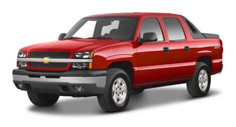 chevrolet avalanche 2002 2003 2004 2005 2006 service manual