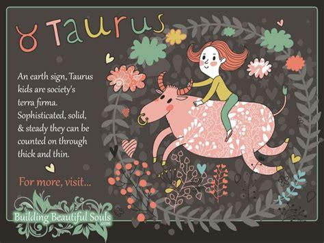 the taurus child taurus girl boy traits personality