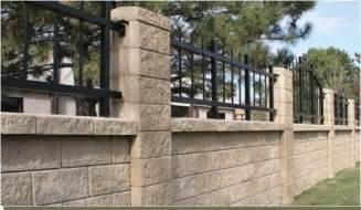 retaining wall fences 5star fences