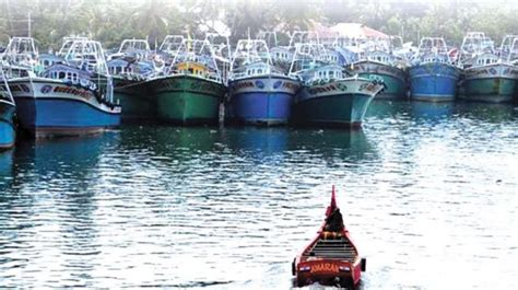kerala fishing boat operators association kerala fishermen s protest intensifies