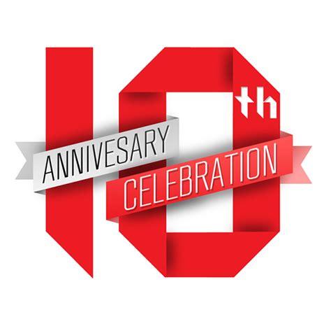 10th anniversary of lexmark on behance