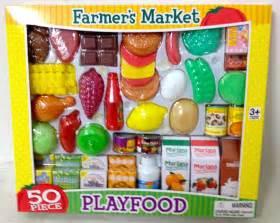new children s kitchen pretend play food set 50 pieces