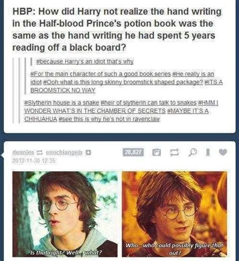 All Comments On Harry Potter - 29 times raised serious questions about quot harry potter quot
