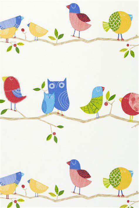 wallpaper designs for kids what a hoot kids wallpaper ideas designs