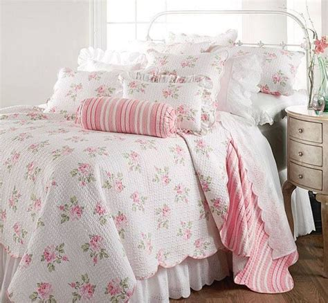 shabby chic bedroom pink cottage chic - Pink Shabby Chic Bedroom