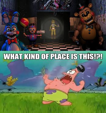 The Overly Lol Generous by Fnaf Memes