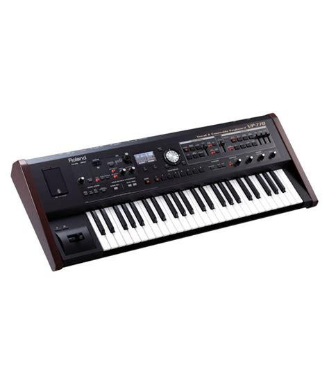 Keyboard Roland Vp 770 roland vp 770 vocal ensemble keyboard buy roland vp