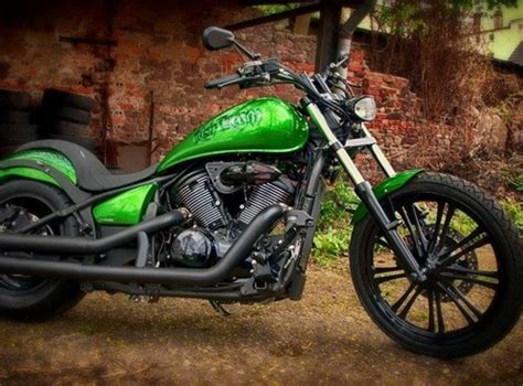 Kawasaki Motorrad Magdeburg by Custom Bikes Und Motorrad Umbauten Des H 228 Ndlers