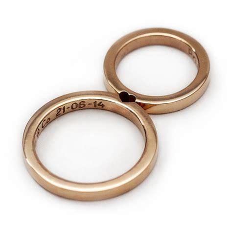 Matching Ring matching wedding rings fubiz media