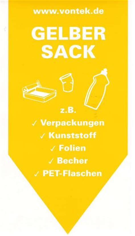 Dhl Aufkleber Online Bestellen by Gelber Sack Aufkleber M 252 Lltrennung Werstofftrennung