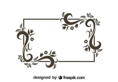 marcos vintage en blanco y negro descargar vectores gratis marcos vintage para imprimir blanco y negro imagui