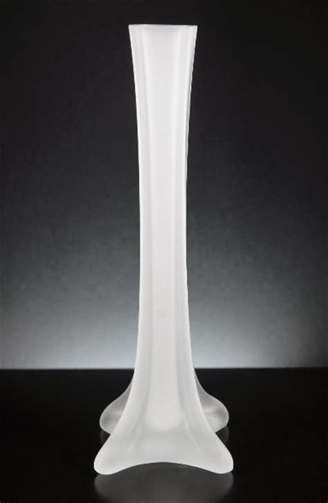 Frosted Eiffel Tower Vases 155 best images about vases mercury etc on centerpiece fresh flower