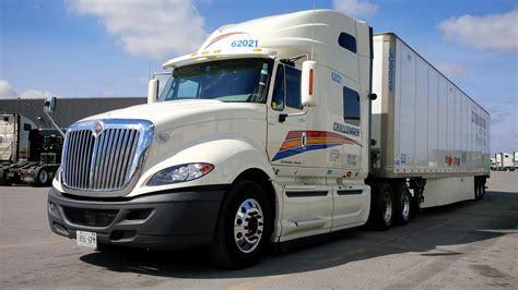 challenger motor freight inc the international prostar with 16 speed cummins eaton