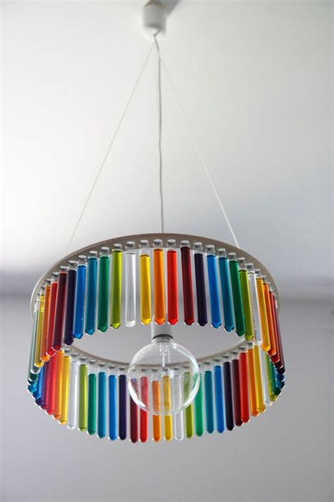 Rainbow Chandelier Diy Chandeliers That Will Light Up Your Day