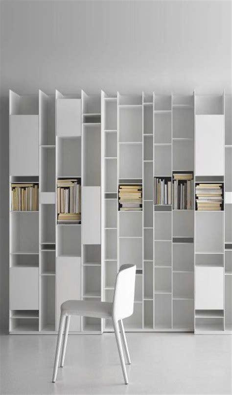 mdf bookcase random by mdf italia design neuland