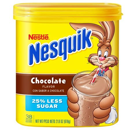 9 Ingredients And Directions Of Nesquik Chocolate Igloos Receipt by Nestl 233 Recalls Nesquick For Salmonella Risk The Home